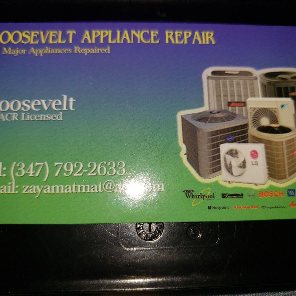 Roosevelt Appliance Repair Service