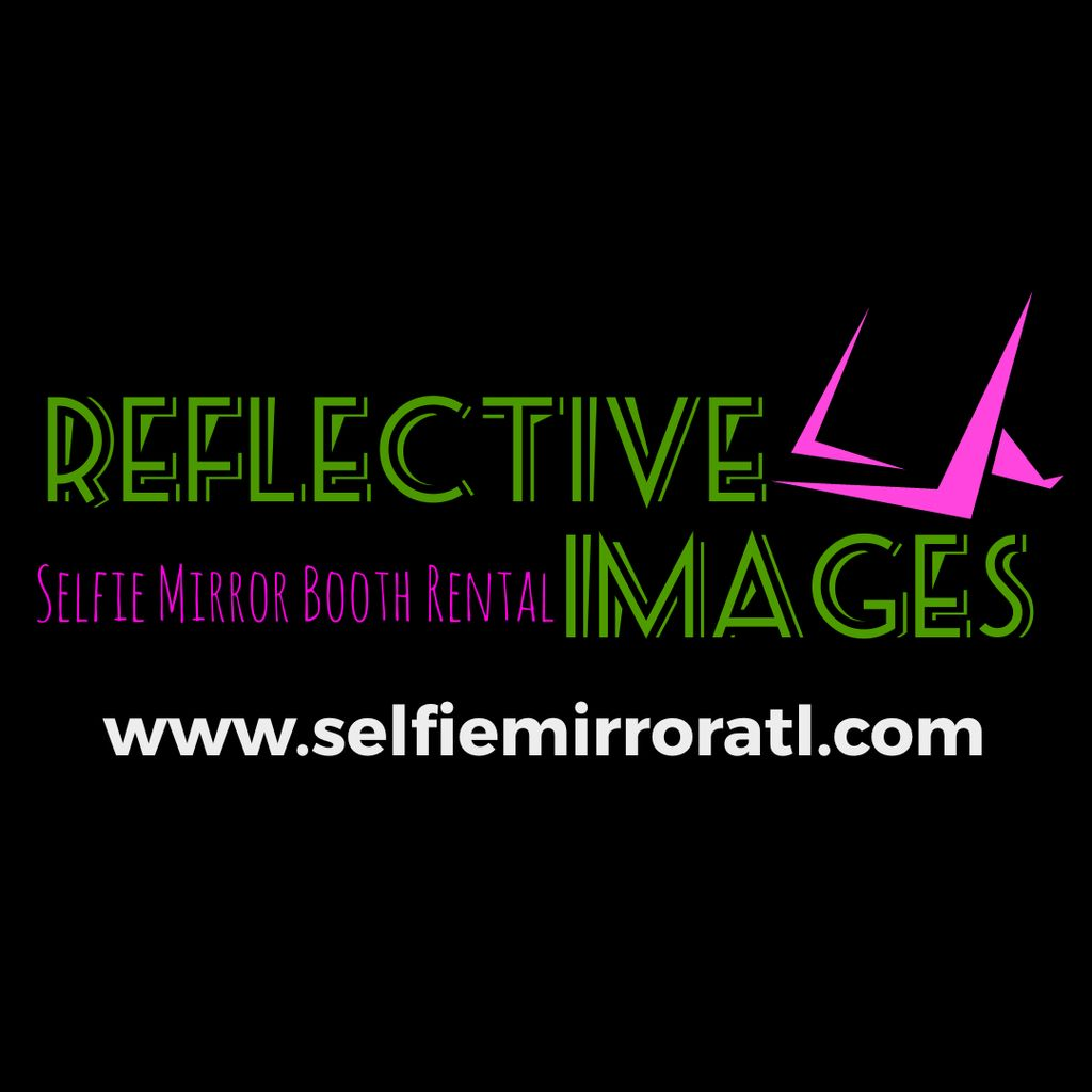 Reflective Images!~Selfie Mirror Photo Booth