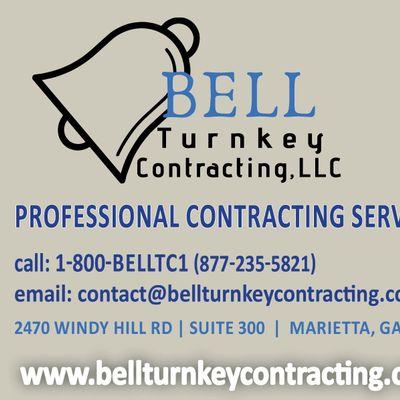 Avatar for Bell Turnkey Contracting Marietta, GA Thumbtack