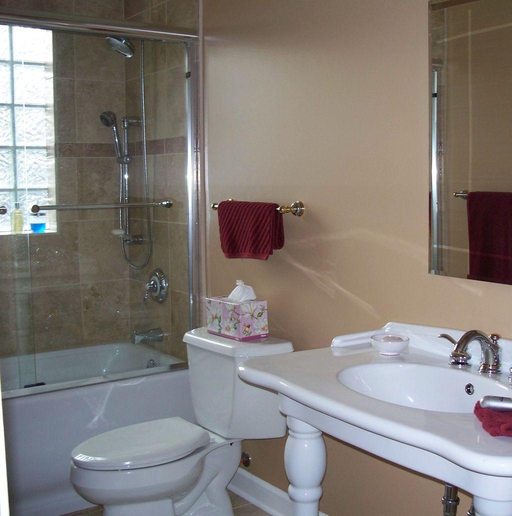 Bathroom Remodel & Painting