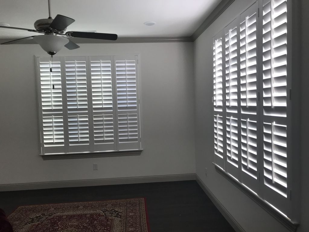 Country Home Plantation Shutters