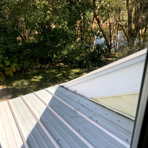 Sanibel Metal Roof.
