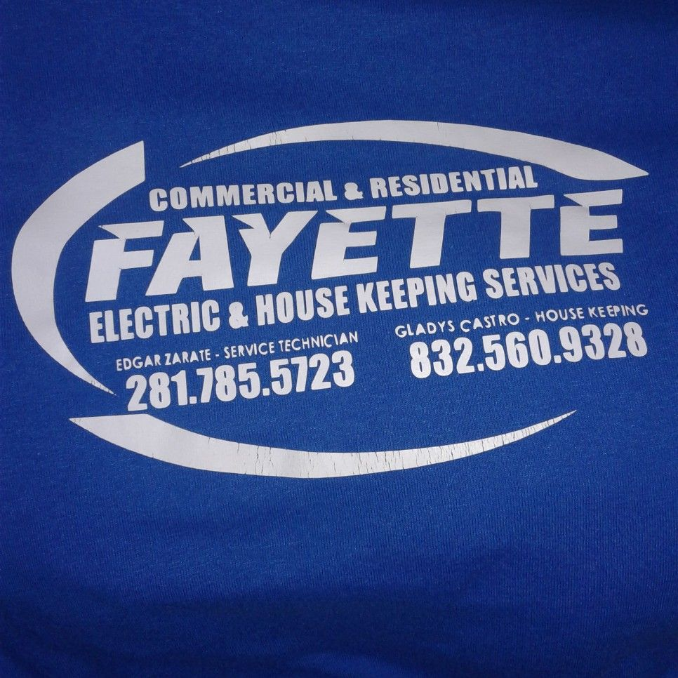 Fayette Electric and House Keeping