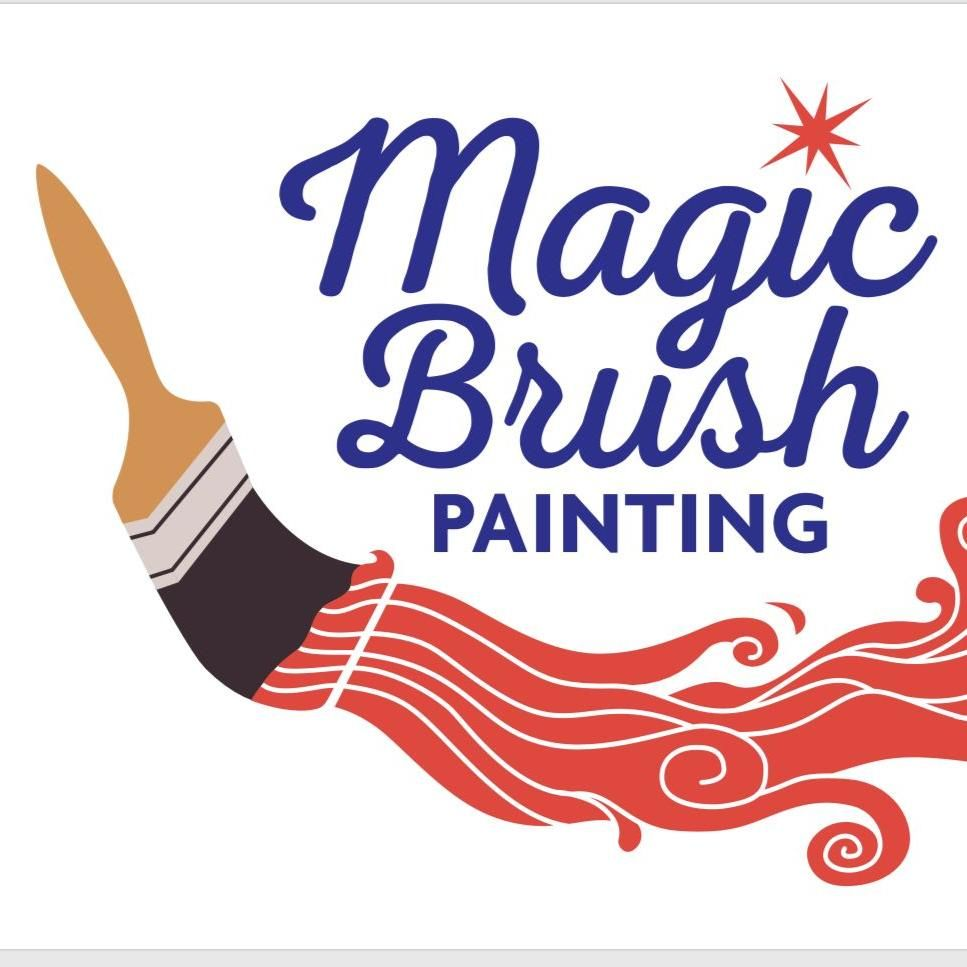 Magic Brush Painting