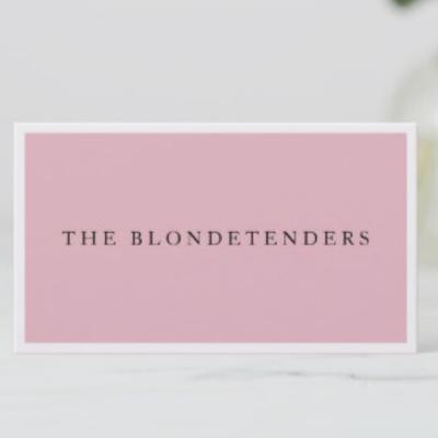 Avatar for Blondetenders