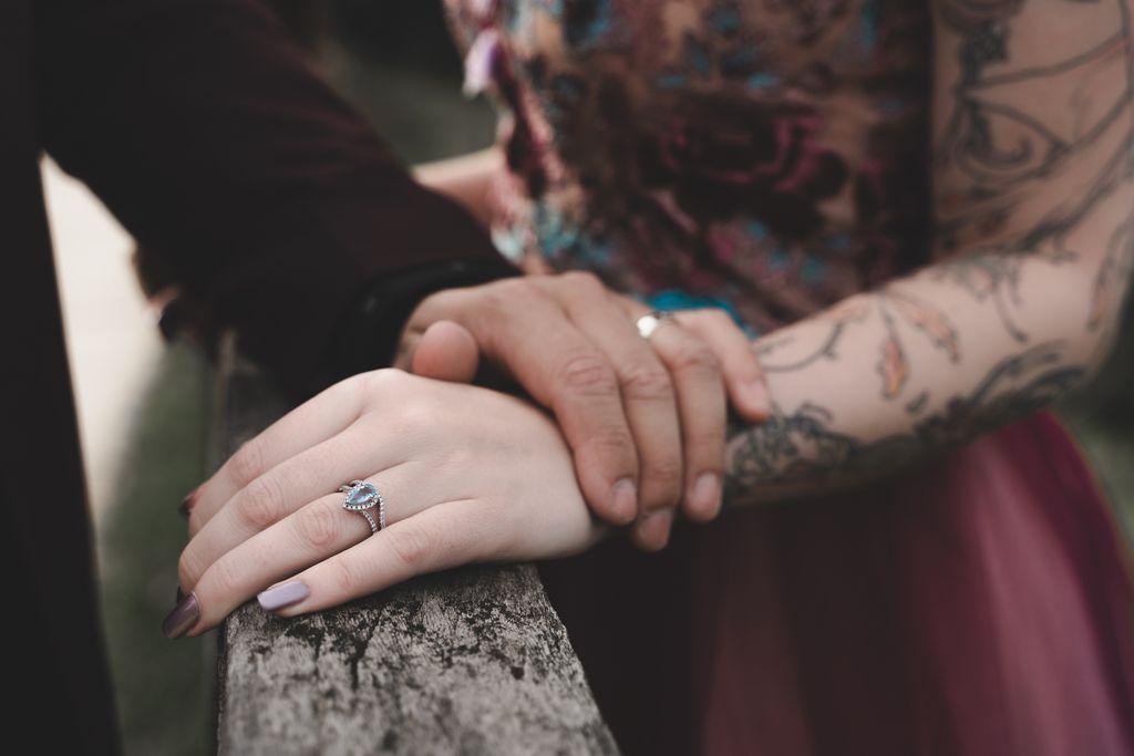 Bridal Photos and Reception