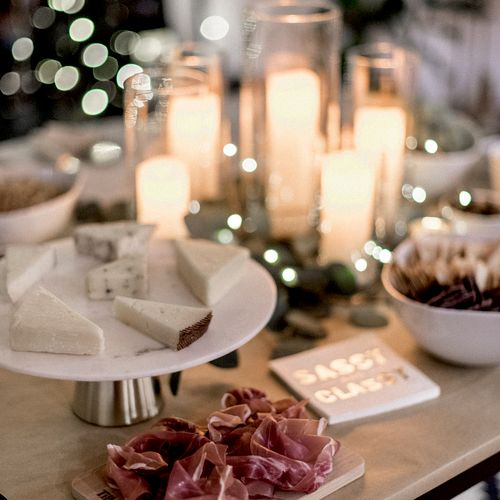 Cheese & Wine Holiday Party