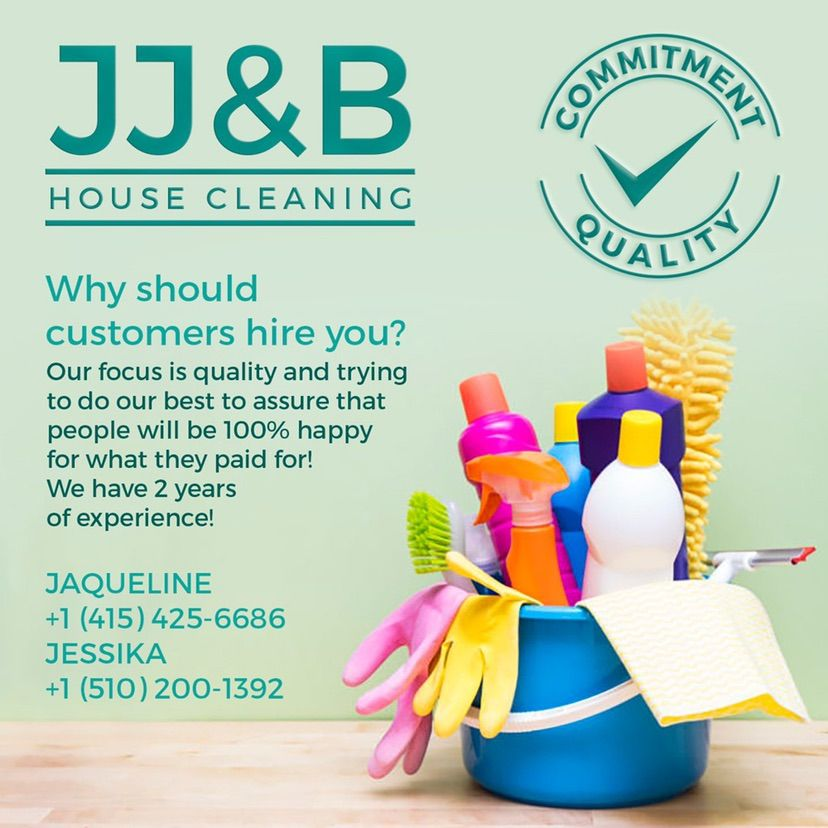 JJ&B House Cleaning/Landscape Services