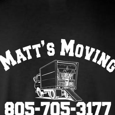 Avatar for Matt's moving