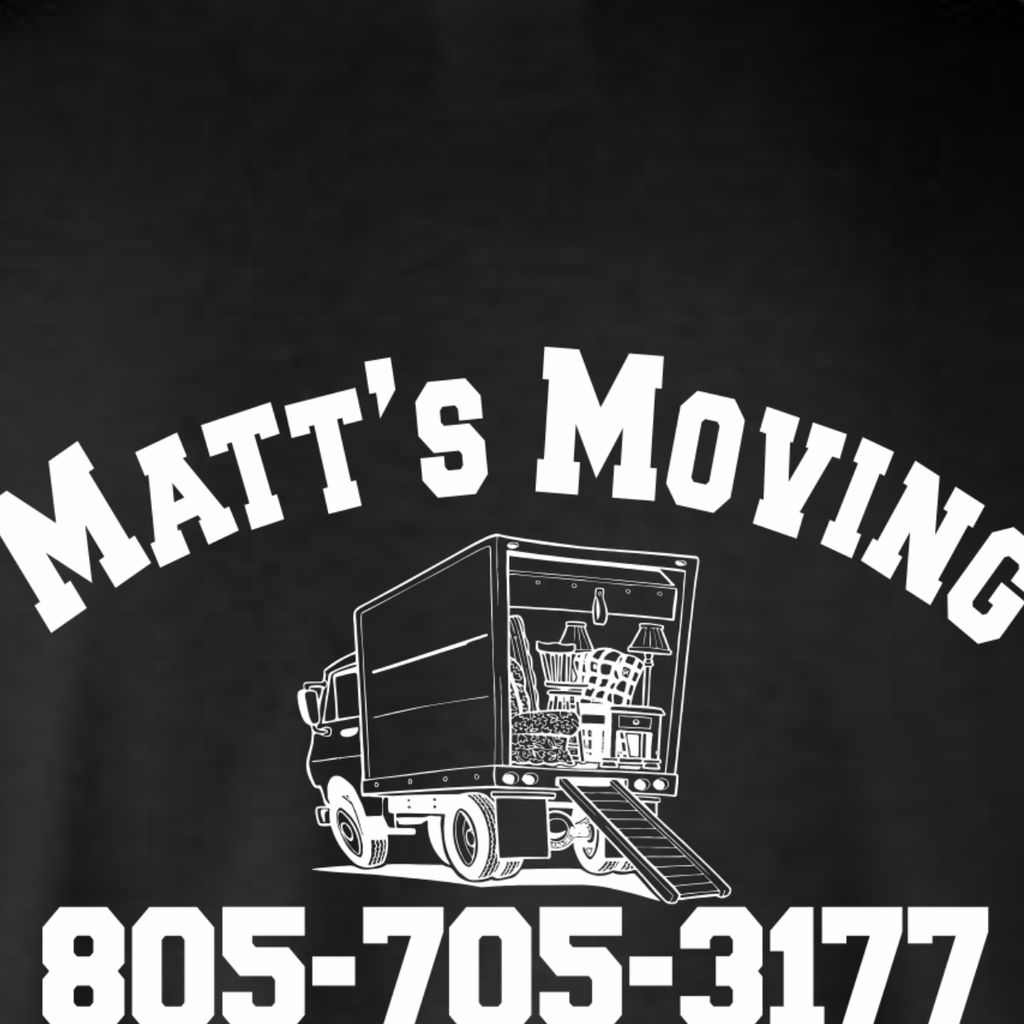 Matt's moving