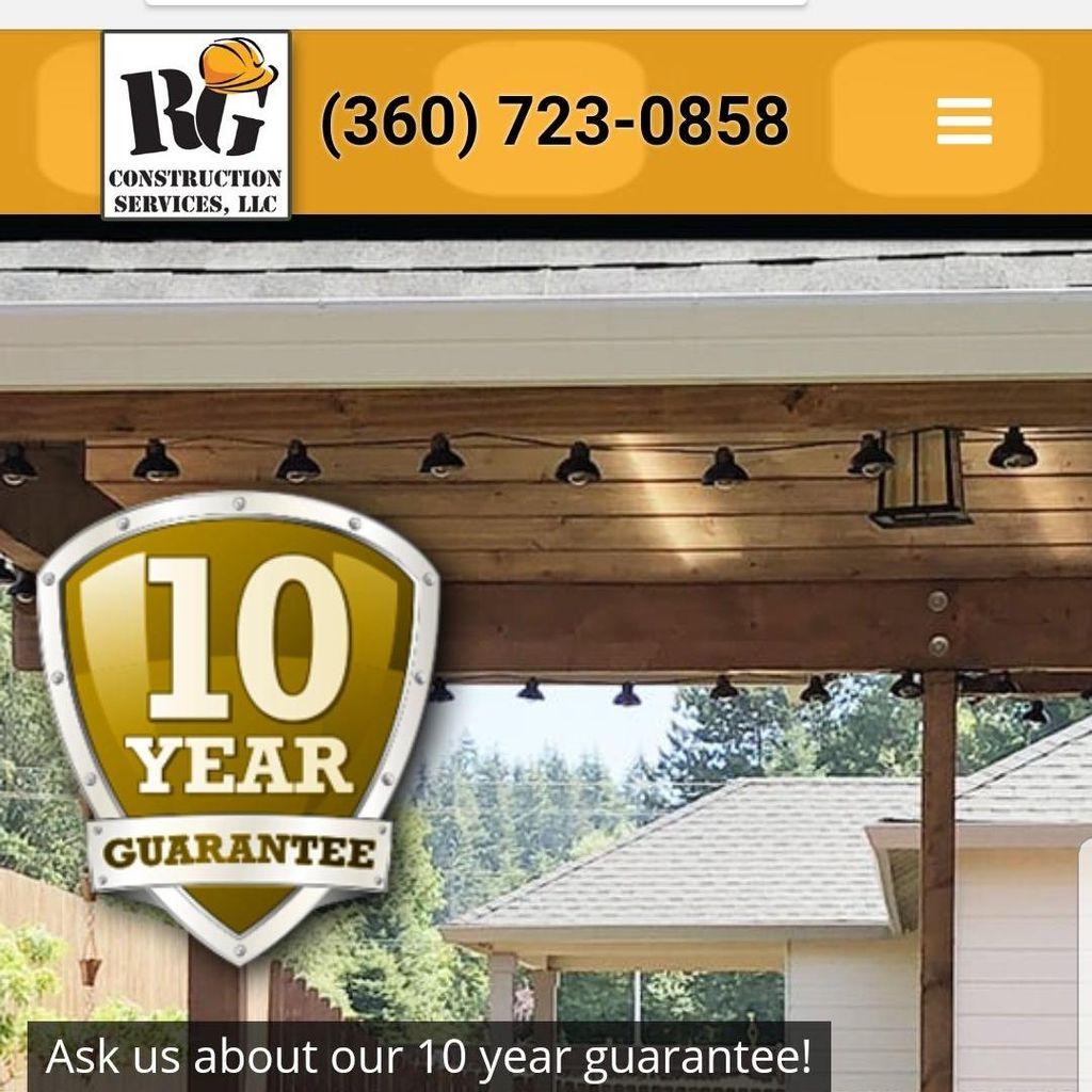 RG Const. Services LLC