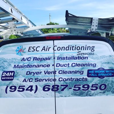 Avatar for A+ ESC Airconditioning services, Inc