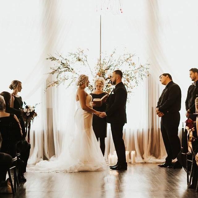 Sharon Huber Wedding Officiant