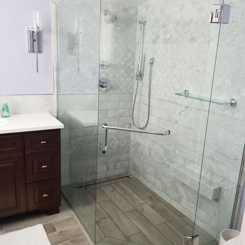 Highlands Bathroom Addition