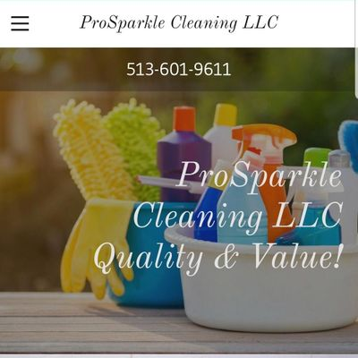 Avatar for ProSparkle Cleaning LLC Cincinnati, OH Thumbtack