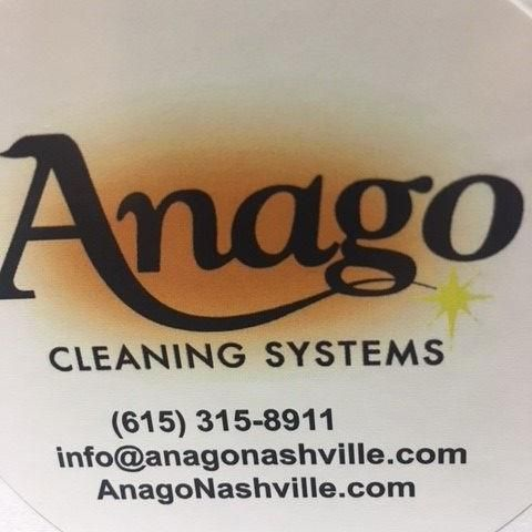 Anago  Cleaning Systems -Commercial Cleaning