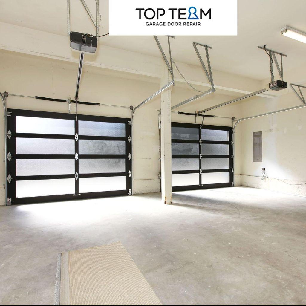 Top Team Garage Door Repair