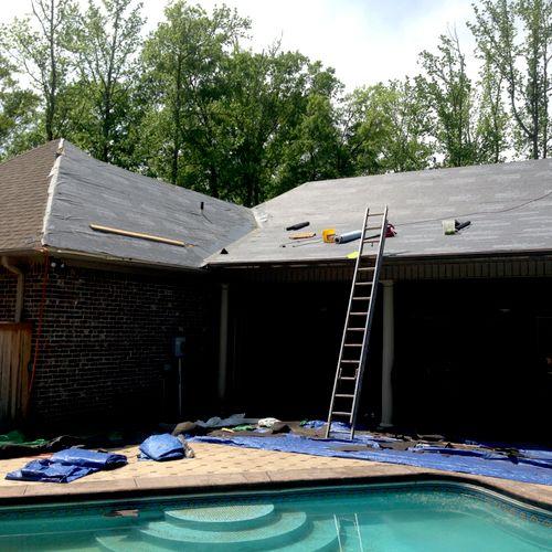 GAF Re-Roof Lifetime Warranty