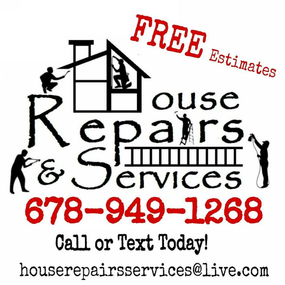 House Repairs & Services