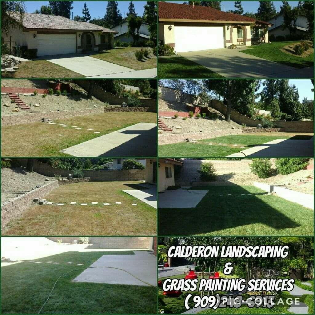 CALDERON  LANDSCAPING &MAINTENANCE