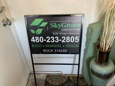 Skygreen Construction Tempe, AZ Thumbtack
