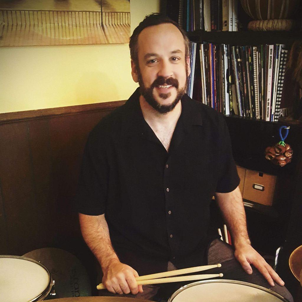 Mark Henderson Drum Lessons