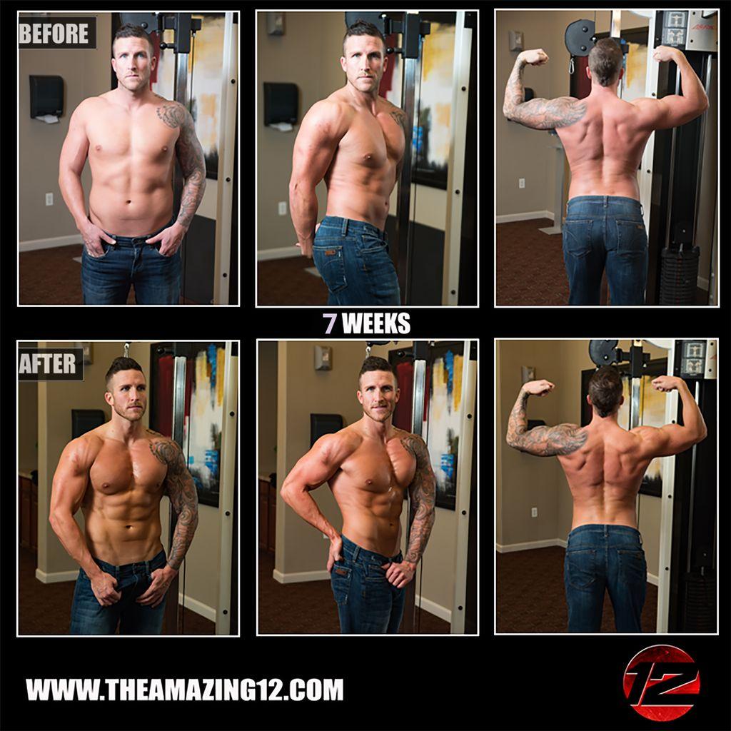 The Amazing 12 Transformation Program