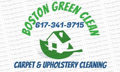 Boston Green Clean Carpet & Upholstery Cleaning