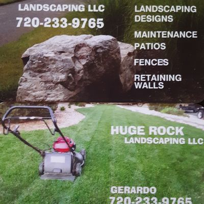 Avatar for HUGE ROCK LANDSCAPING LLC Castle Rock, CO Thumbtack