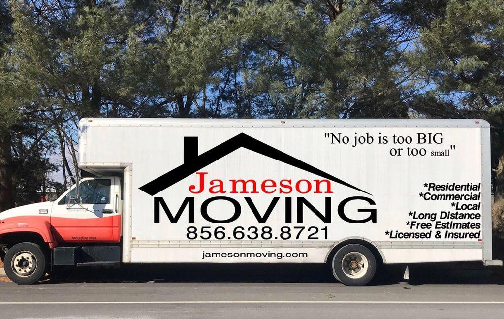 Jameson Moving LLC