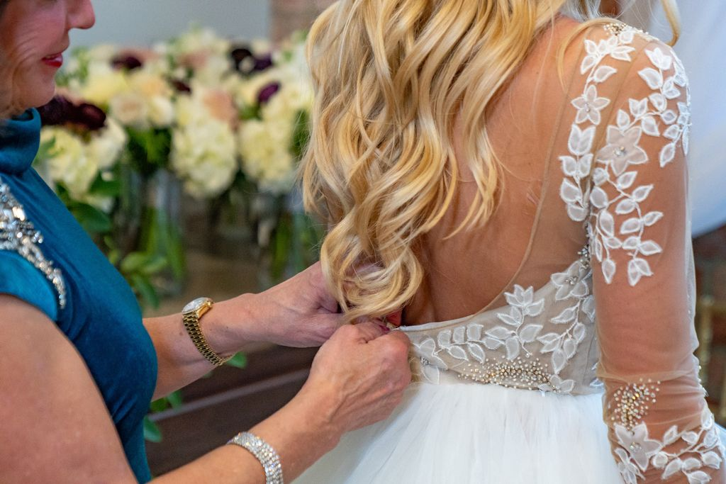 Hannah & Taylor Wedding