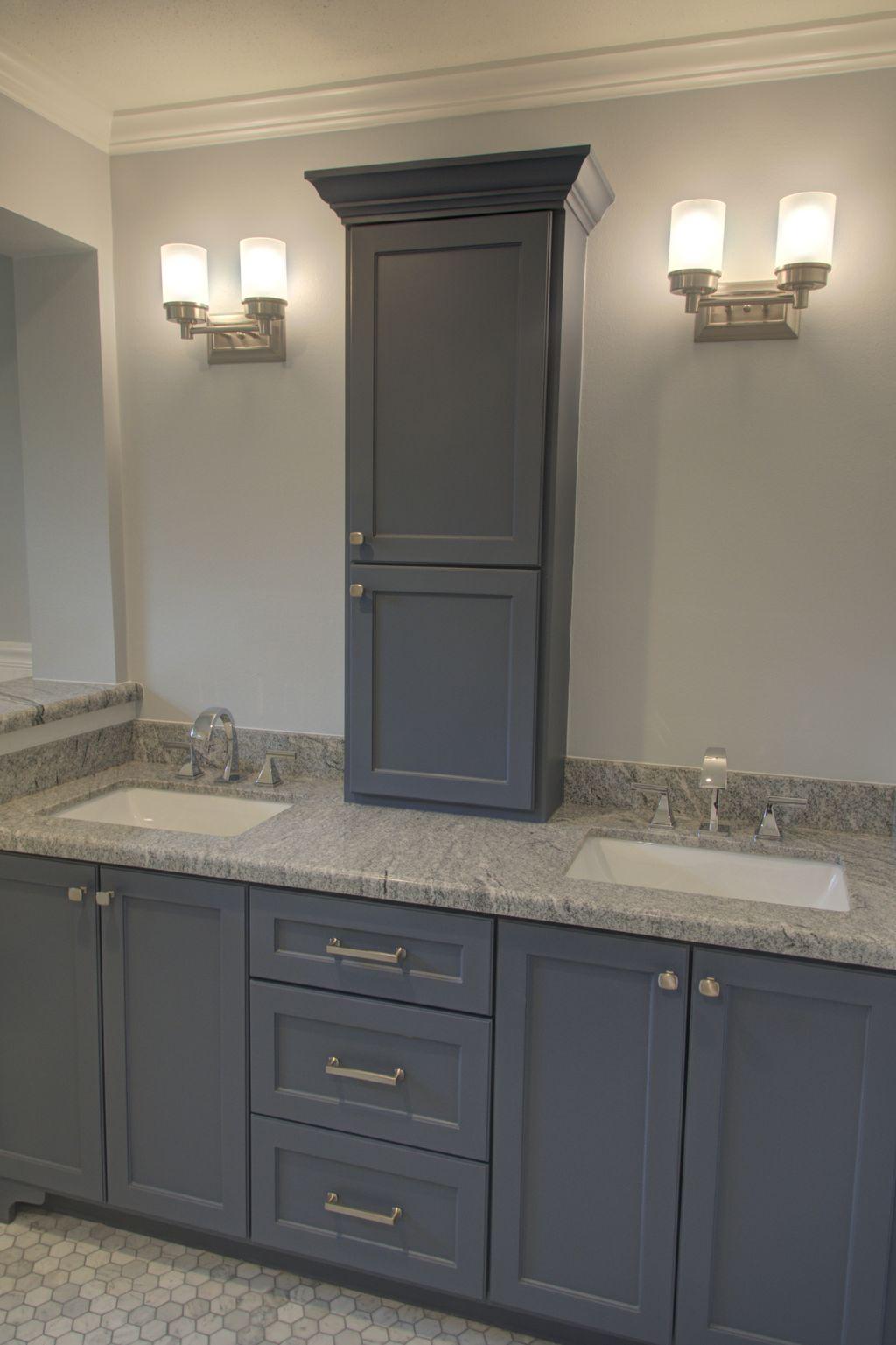 Houston Master Bathroom Remodel