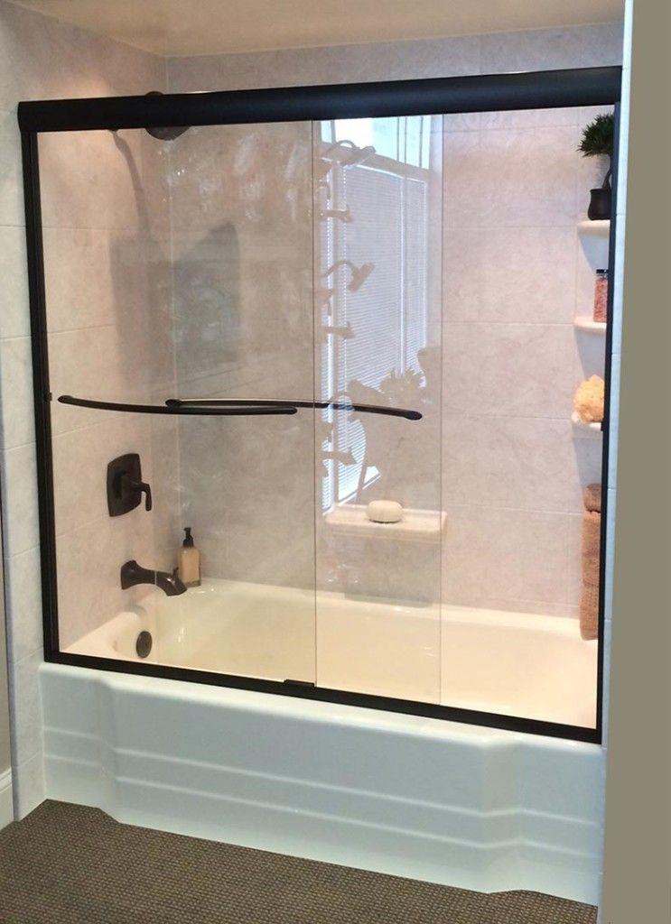 Shower & Bathtub Installs