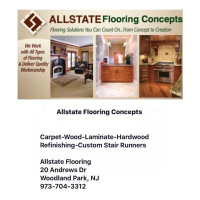 Avatar for Allstate flooring concepts Nutley, NJ Thumbtack