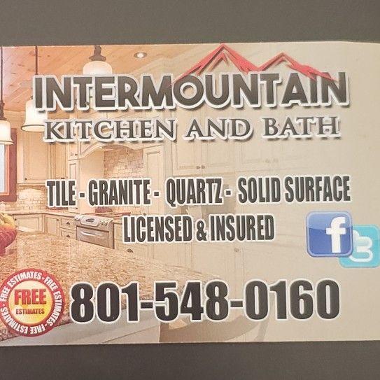 Intermountain kitchen and bath
