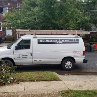 Avatar for H G Sparrow Electric LLC Woodbury, NJ Thumbtack