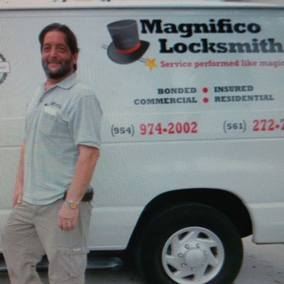 Avatar for MAGNIFICO Locksmith Lake Worth, FL Thumbtack