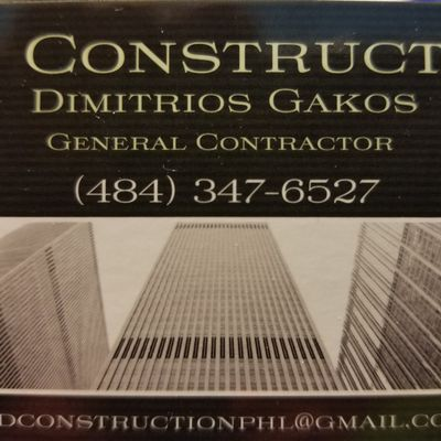 Avatar for GD CONSTRUCTION Willow Grove, PA Thumbtack