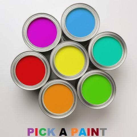 Pick a Paint 🎨