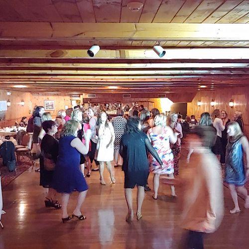 Retirement Party Alpine Grove