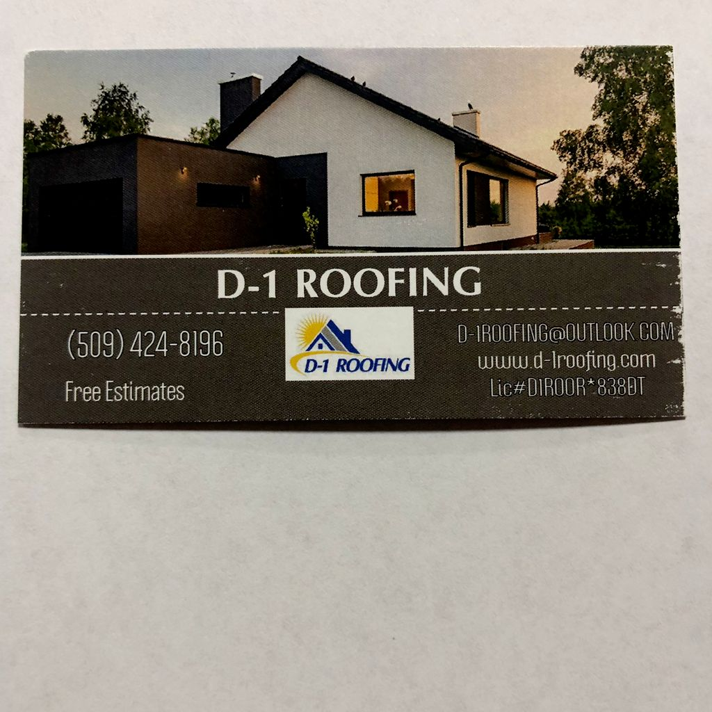 D-1 Roofing LLC