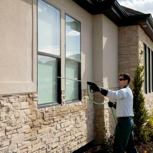 Edge Pest Control and Mosquito Services Pest Barrier