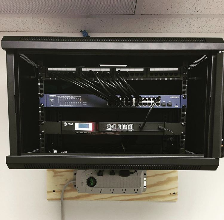 Cat6 Cabling and VoIP Phone System