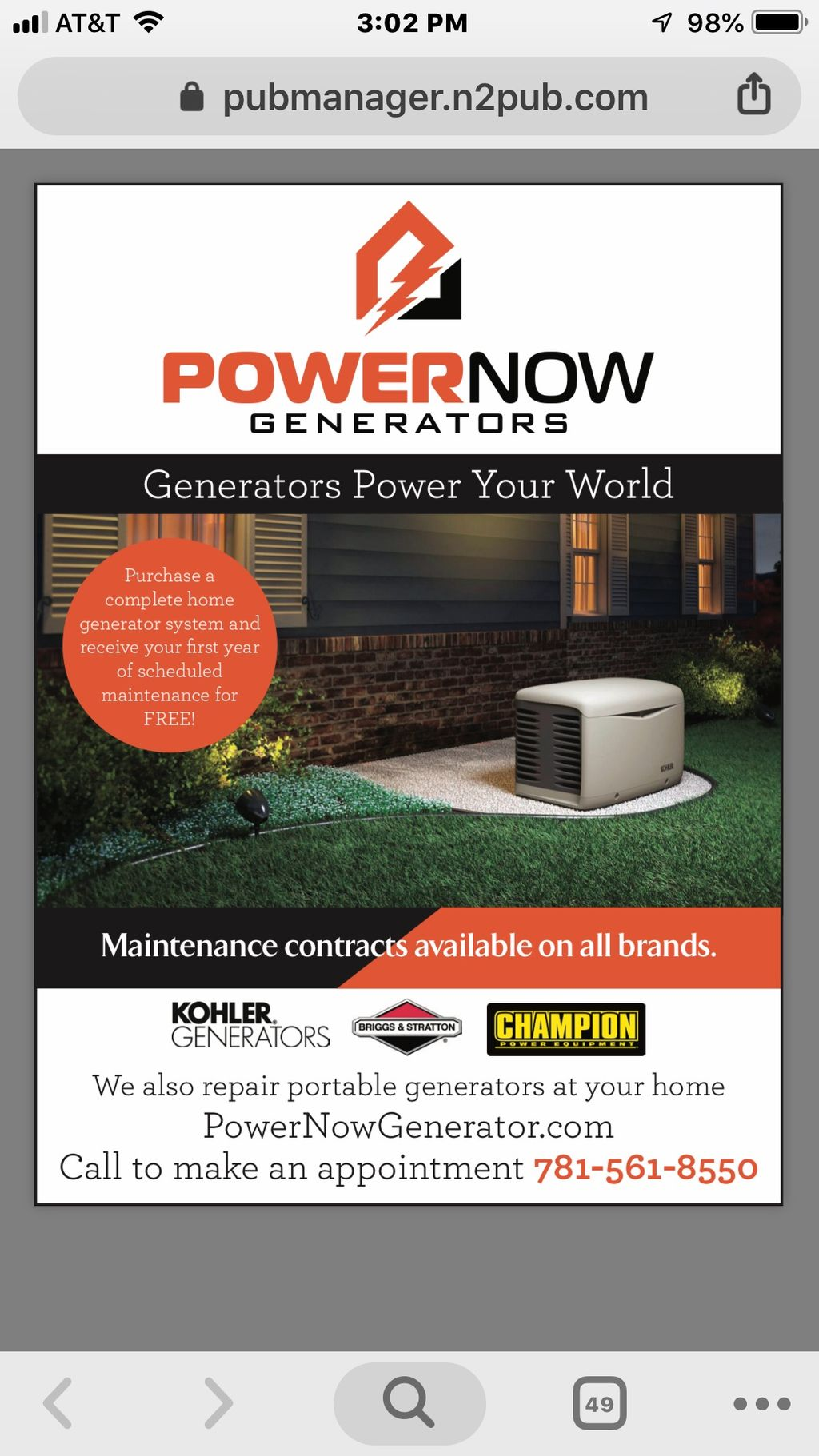 Power Now Solutions, Inc