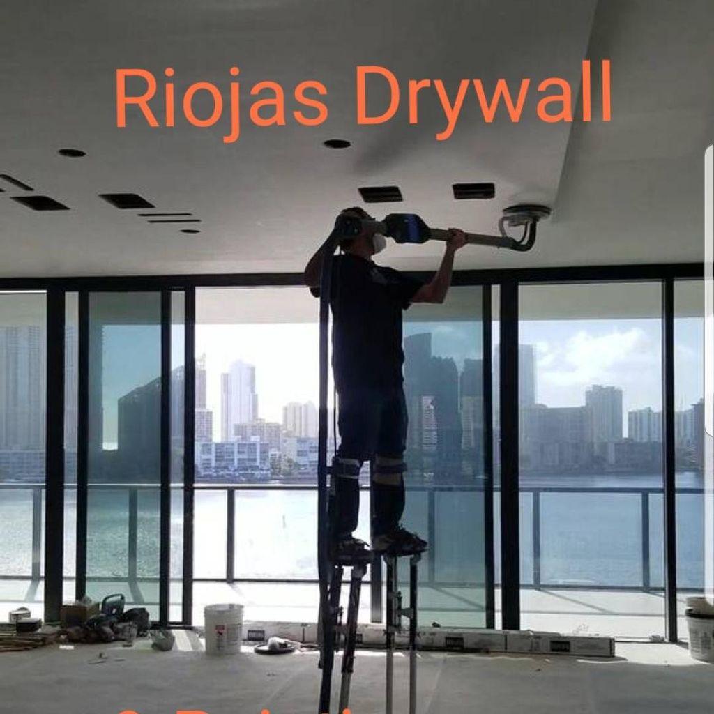 Riojas drywall