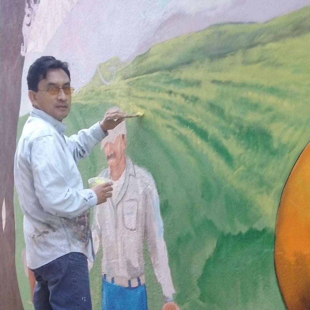 Orange County fine Art Studio