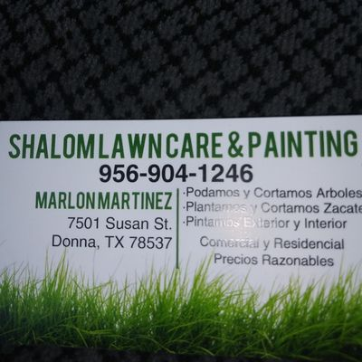 Avatar for Shalom Landscaping & Painting