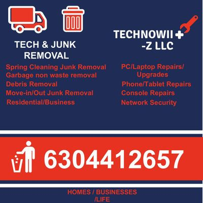 Avatar for Moving & Tech & Junk Removal Services Carol Stream, IL Thumbtack