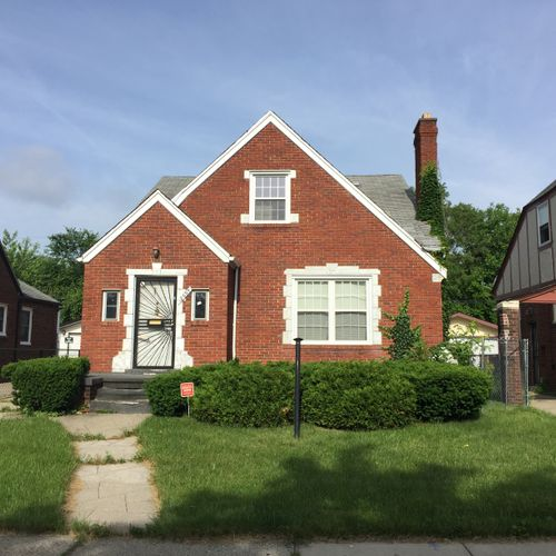 single family home under management