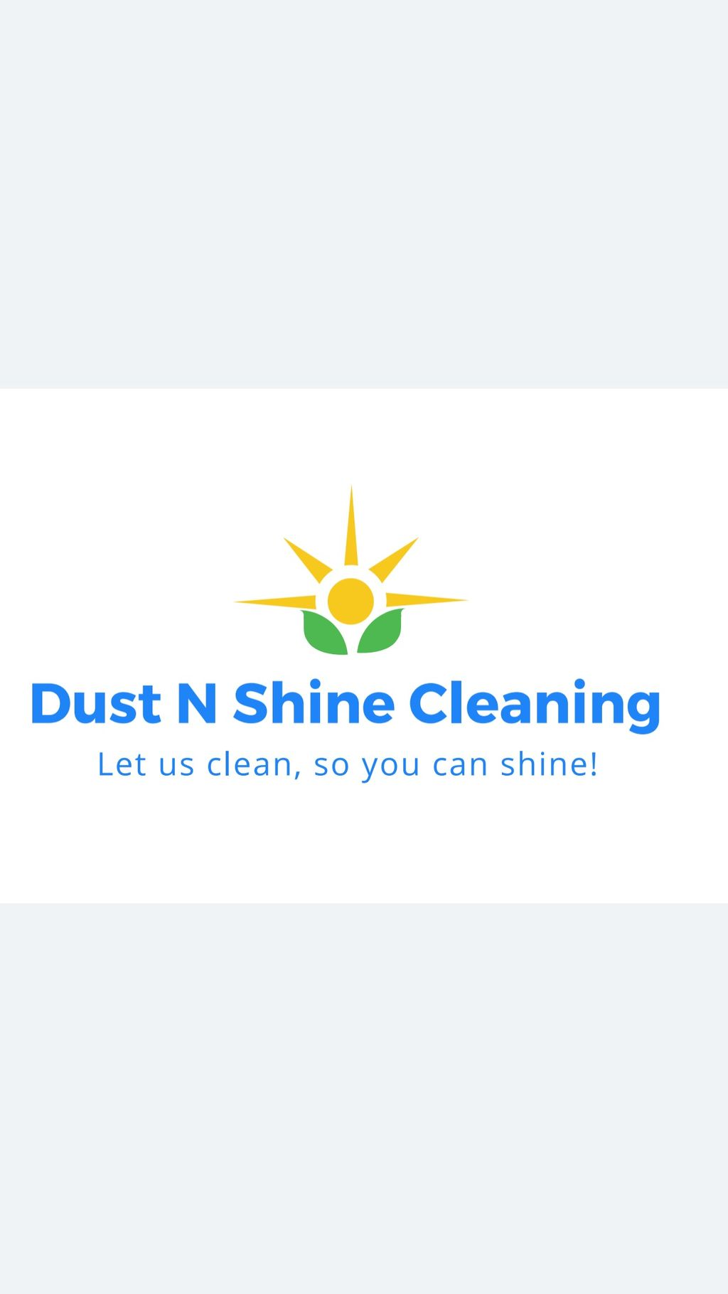Dust N Shine Cleaning